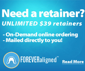 FOREVERaligned - unlimited $39 retainers