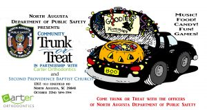 Trunk or Treat North Augusta