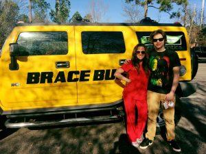 braces bus