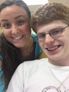Benjamin's new braces