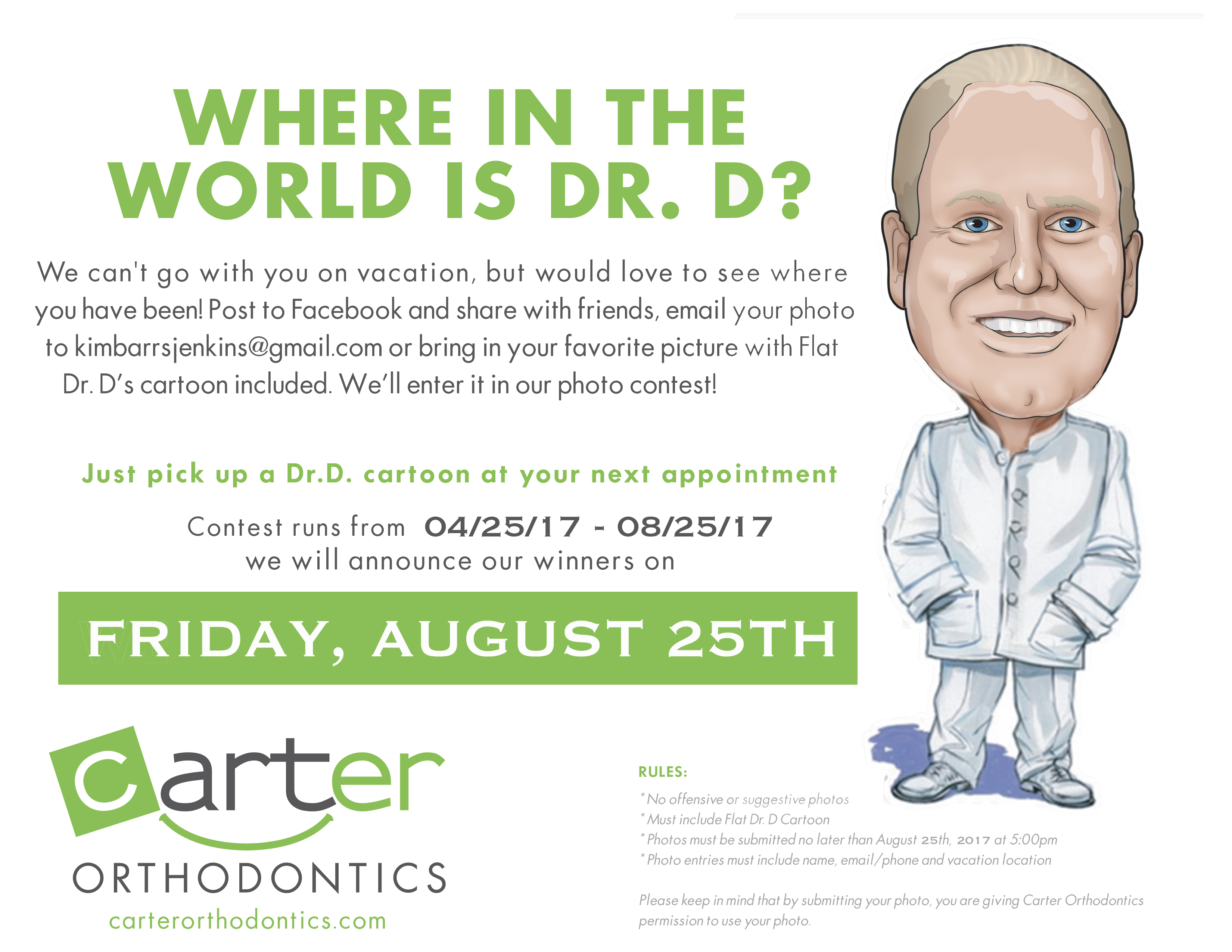 Flat Dr. David