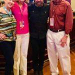 Linda Carter, Renee Donaldson and Buddy Donaldson.