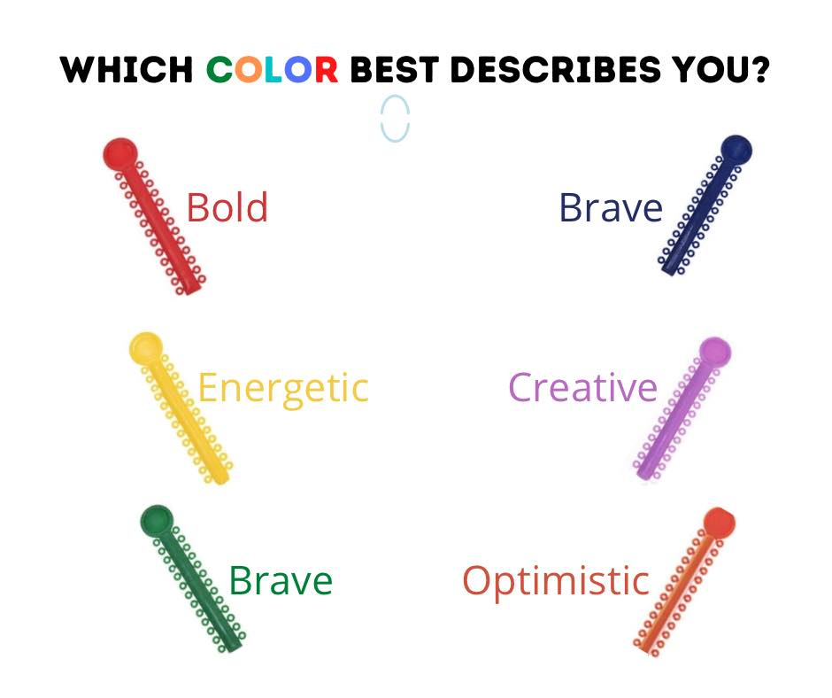 What color describes you best?