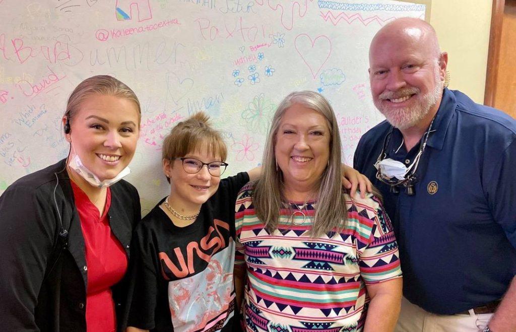 Carter Orthodontic Family